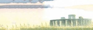 Bruton Casespace: Stonehenge: there and back